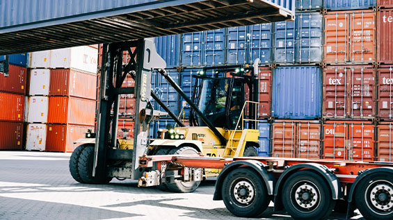 CCIS Container Handling & Storage