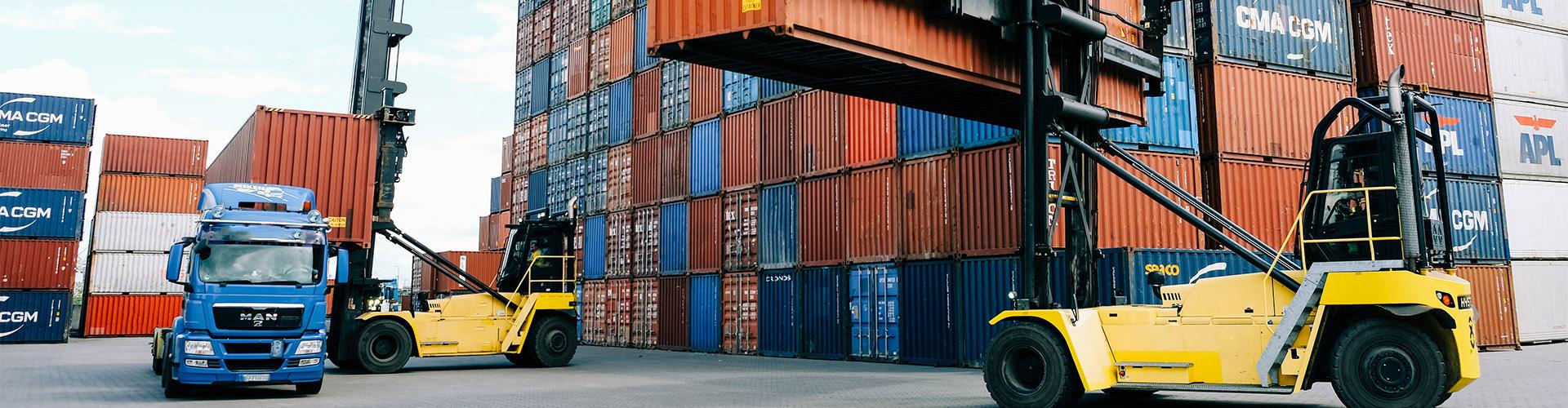 Logistics Multipurpose Platform & Container Depot