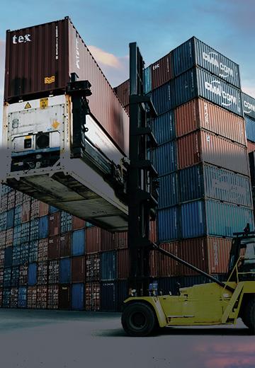 CCIS, CCIS Network, full container, Logistics Multipurpose Platform & Container Depot, container logistic services