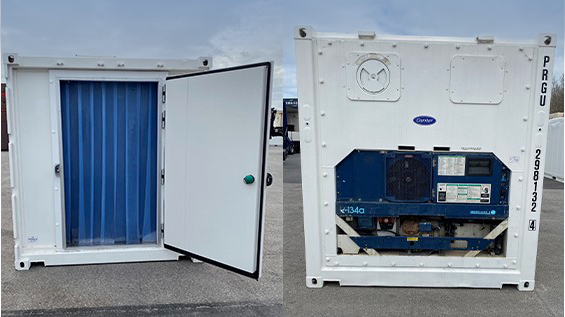 Integrated door and Reefer Machinery, CCIS Container Sales, buy reefer container Germany, buy reefer container Belgium, buy reefer container Netherlands, buy reefer container France, buy reefer container Hamburg, buy reefer container Antwerp, buy reefer container Rotterdam, reefer container kaufen, CCIS Hamburg reefer, CCIS Antwerp reefer, CCIS Rotterdam reefer, CCIS France reefer